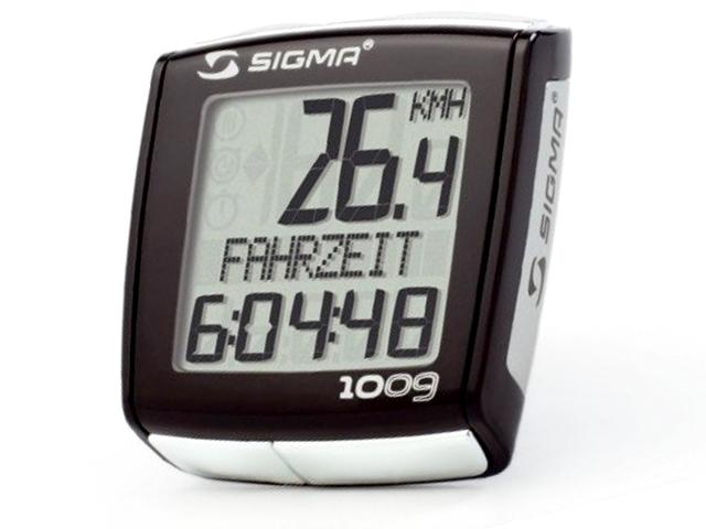 Sigma BC 1009 Cycle Computer