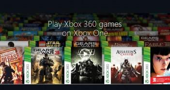 Xbox One Compatibility