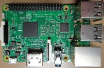 Raspberry Pi 3 FCC Photo
