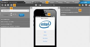 Intel XDK Mobile App Development
