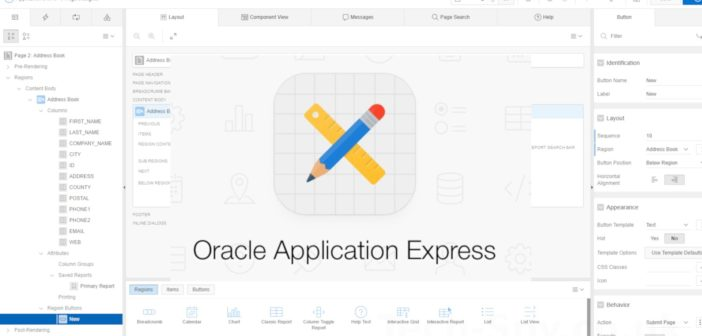 Oracle Application Express (APEX)