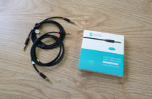 Syncwire audio cable twin pack