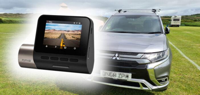 Mitsubishi Outlander Dash Cam Install
